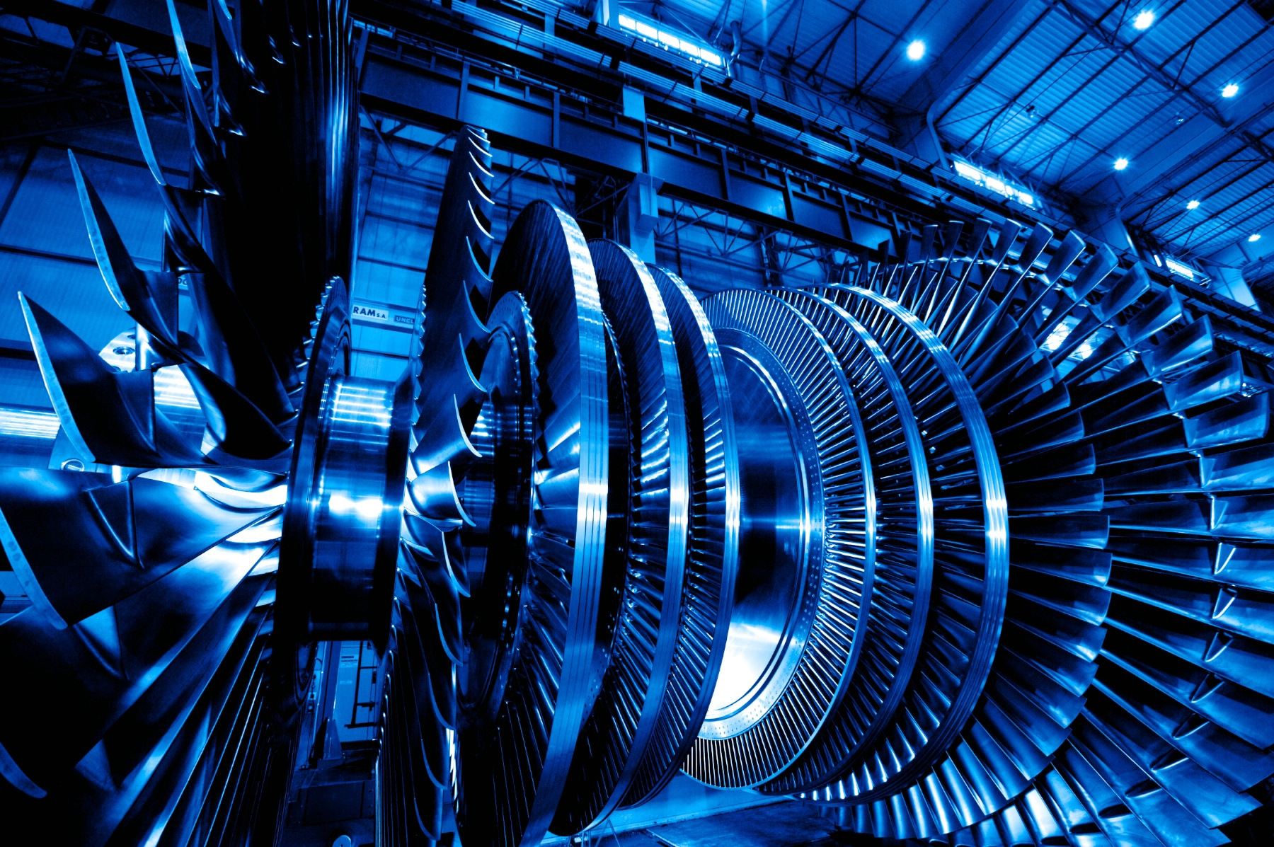 Blog Steam turbines how big can they